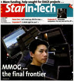 Stephen Yong`s work featured in The Star (Code House Malaysia)
